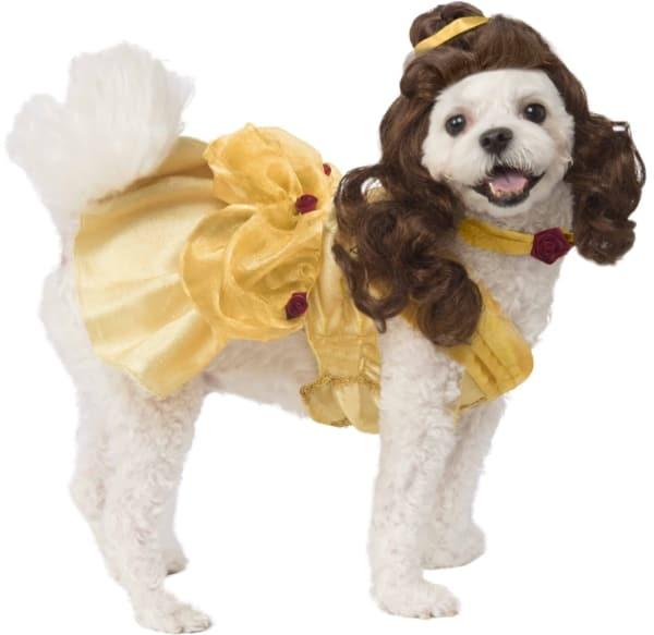 Belle Disney Princess Dog Costume