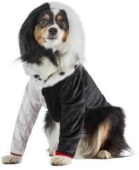 Cruella De Vil Dog & Cat Costume