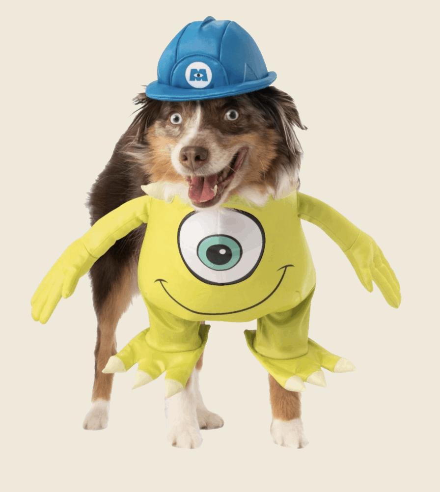Monsters Inc Mike Wazowski Dog Cat Costume Pet Costume Center
