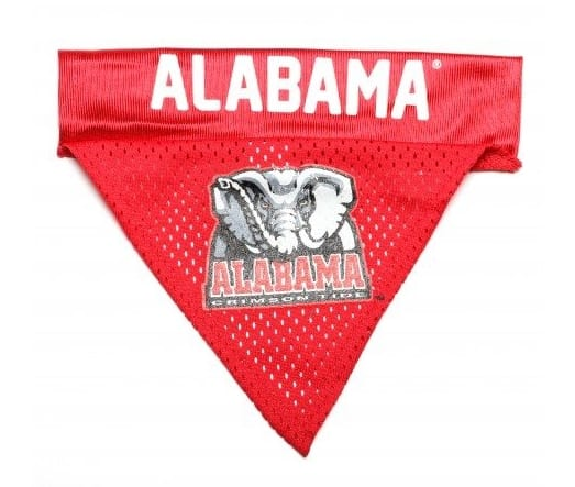 Alabama Dog Bandana - Mesh