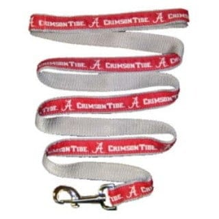 Alabama Dog Leash - Ribbon