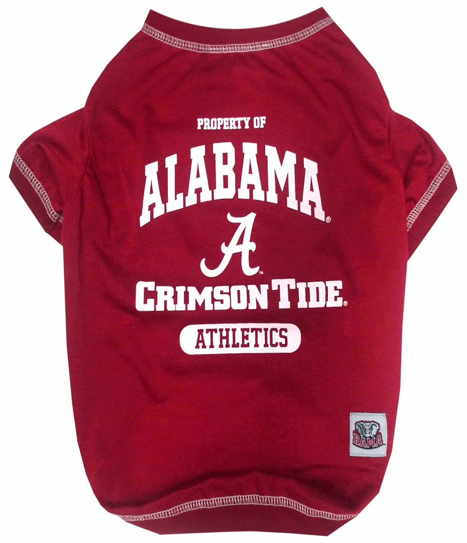 Alabama Dog Tee Shirt