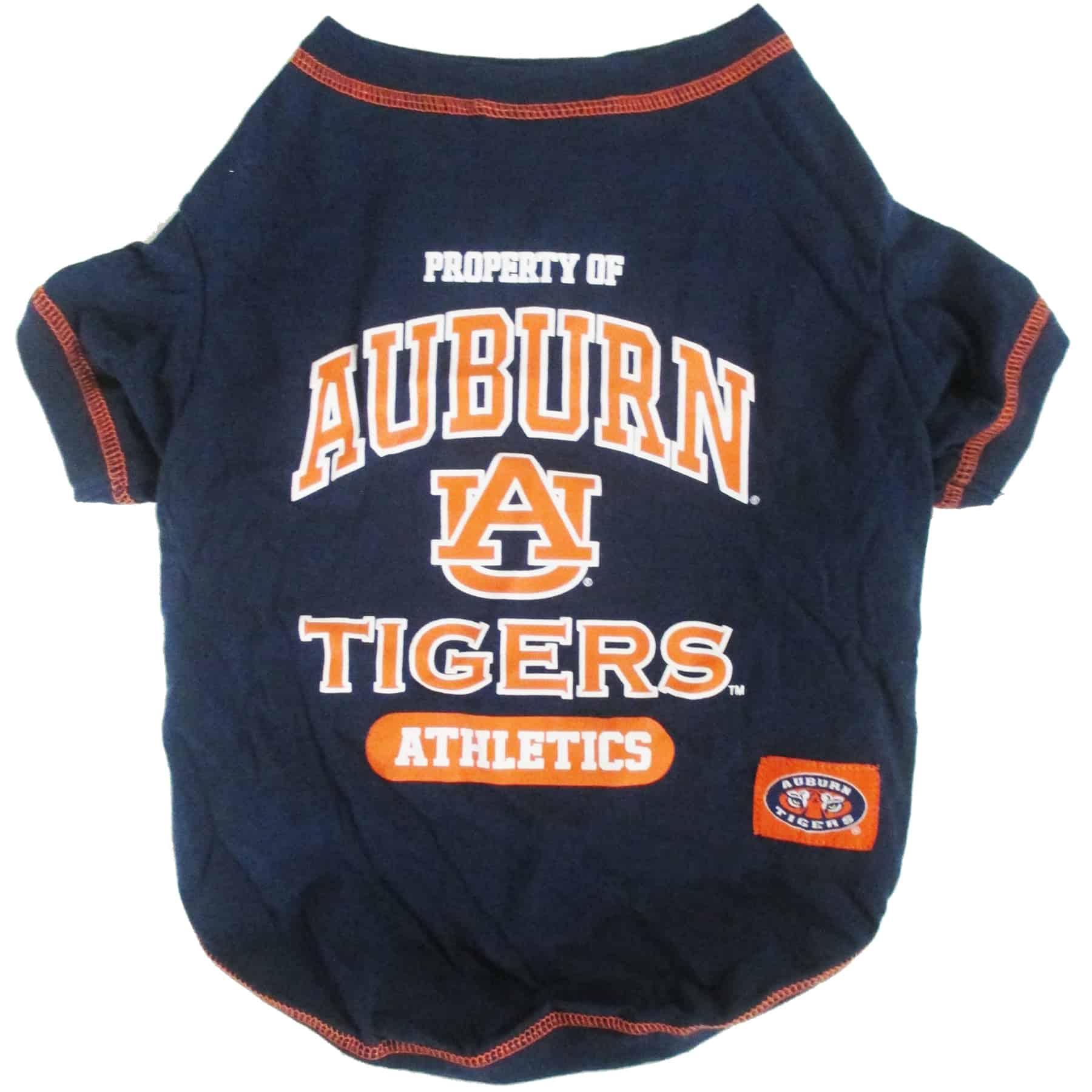 Auburn Dog Tee Shirt