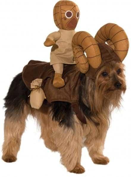 Bantah Dog Costume