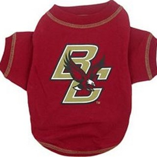 Boston College Dog Tee Shirt