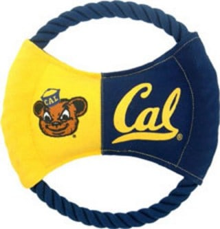 California Berkeley Rope Disk Toy