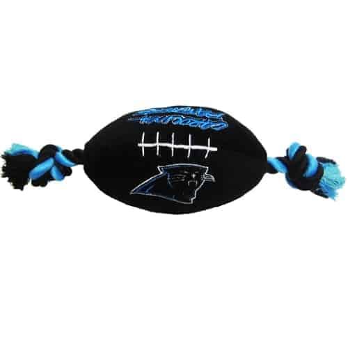 Carolina Panthers Plush Dog Toy