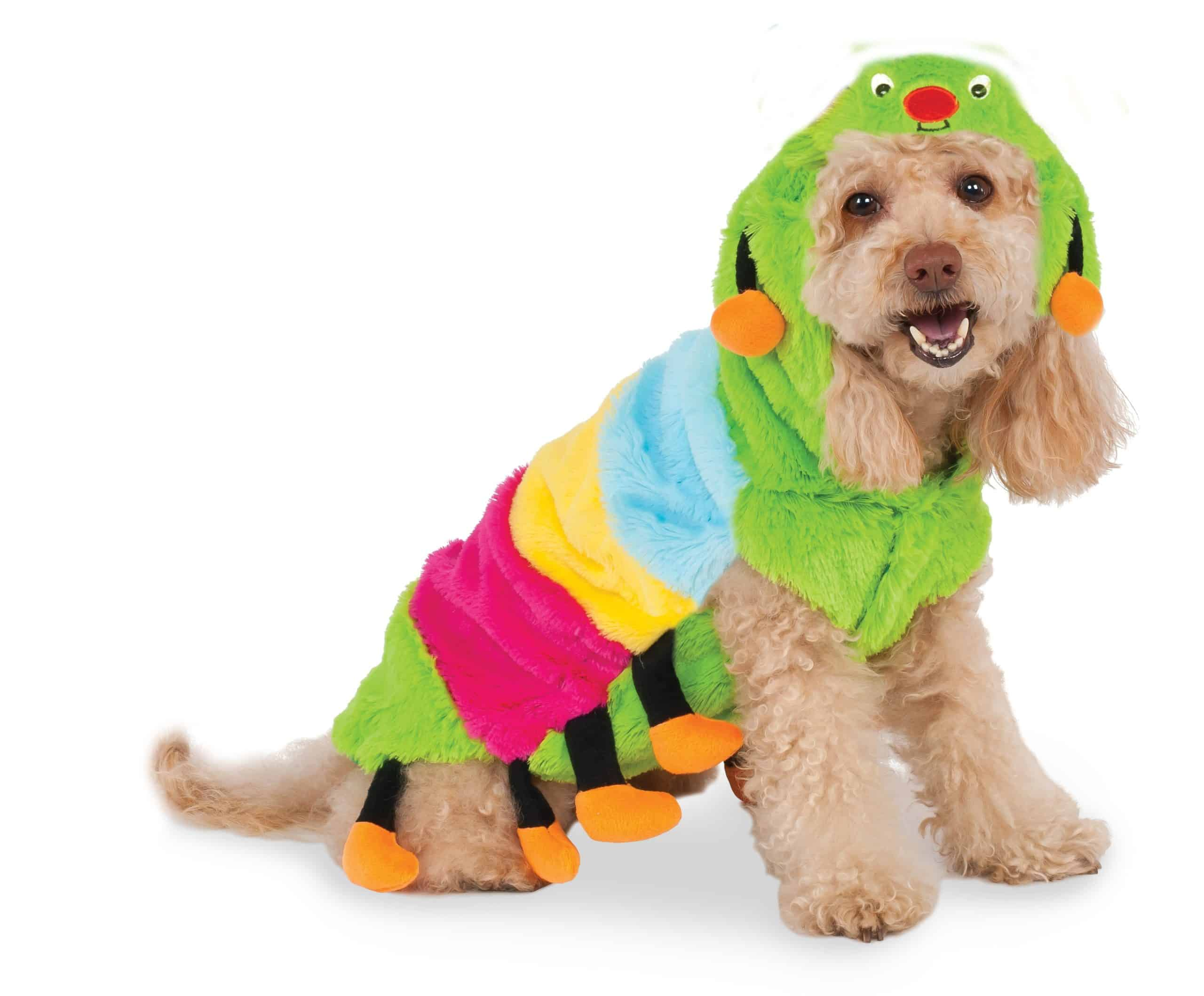 Caterpillar Cutie Dog Costume