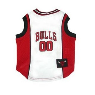 Chicago Bulls Dog Jersey