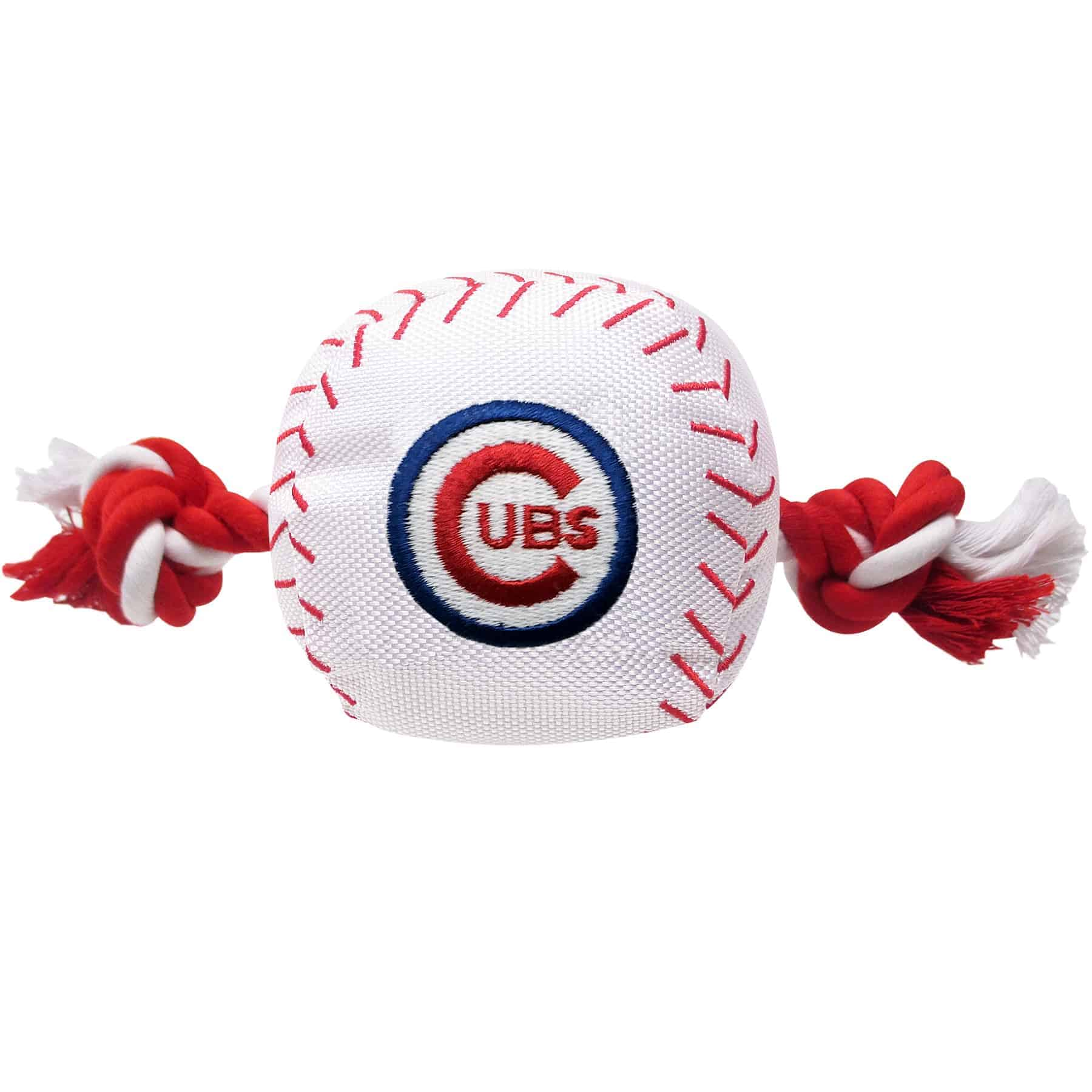 Chicago Cubs Plush Dog Toy