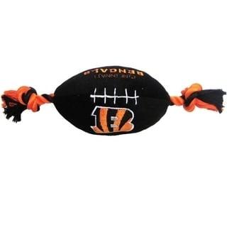 Cincinnati Bengals Plush Dog Toy