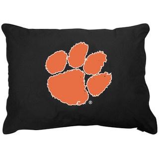 Clemson Dog Pillow
