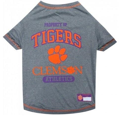 Clemson Dog Tee Shirt