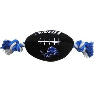 Detroit Lions Plush Dog Toy