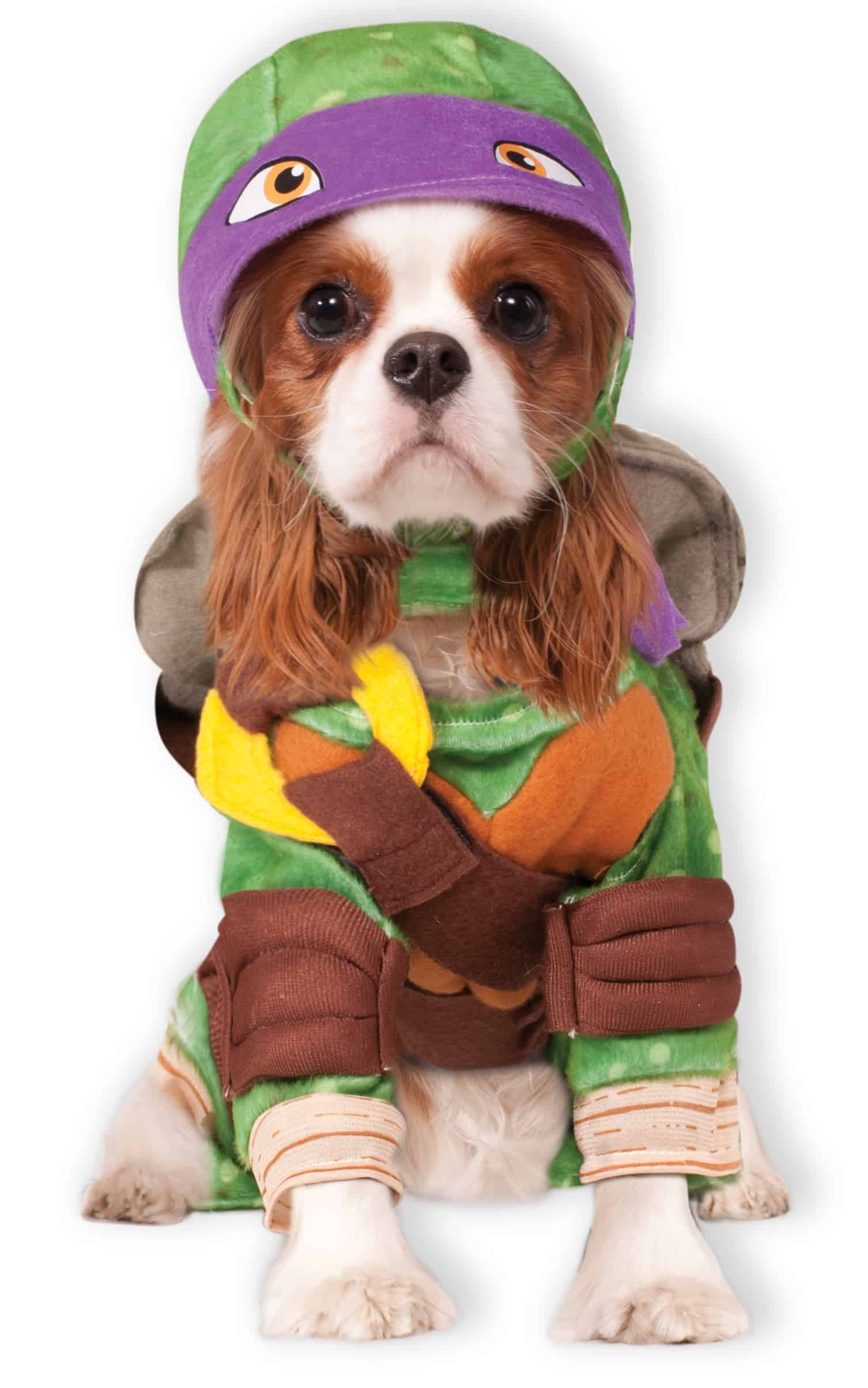 Donatello Teenage Mutant Ninja Turtle Dog Costume