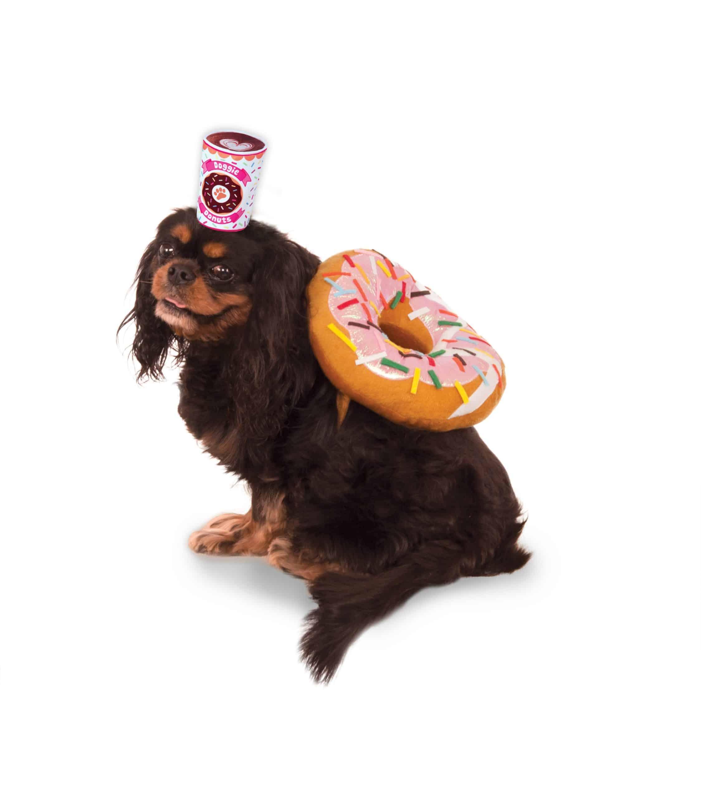 Donut Dog Costume