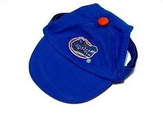 Florida Gators Dog Cap