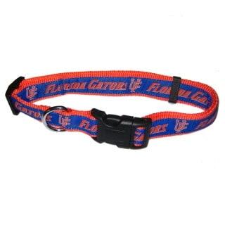 Florida Gators Dog Collar - Ribbon