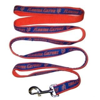 Florida Gators Dog Leash - Ribbon