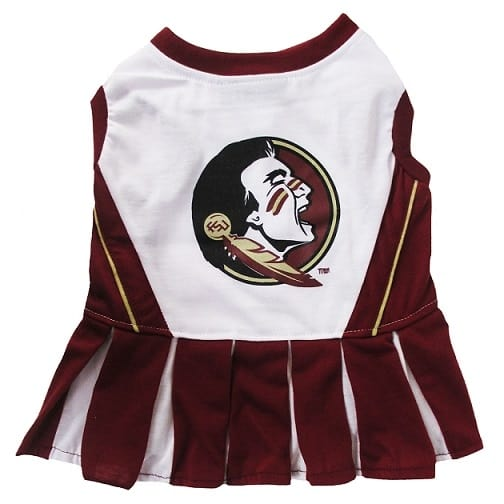 Florida State Cheerleader Dog Dress