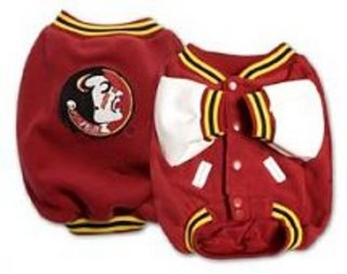 Florida State Dog Jacket