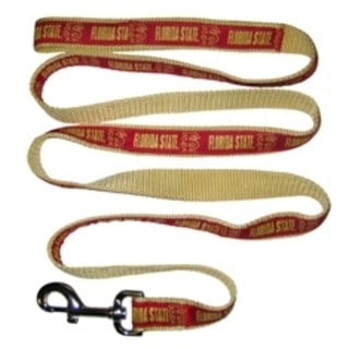Florida State Dog Leash - Ribbon