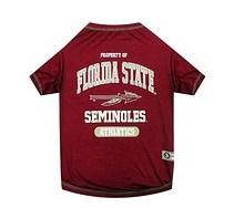Florida State Dog Tee Shirt
