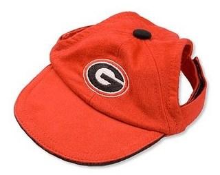 Georgia Bulldogs Dog Cap