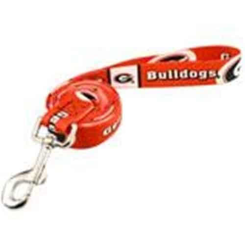 Georgia Bulldogs Dog Leash
