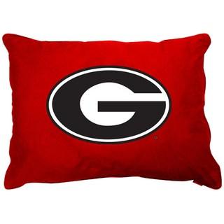 Georgia Bulldogs Dog Pillow