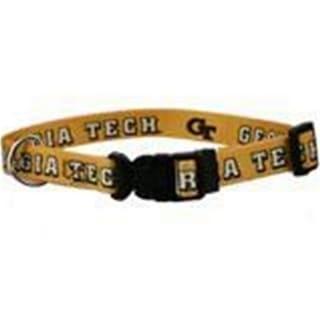 Georgia Tech Dog Collar