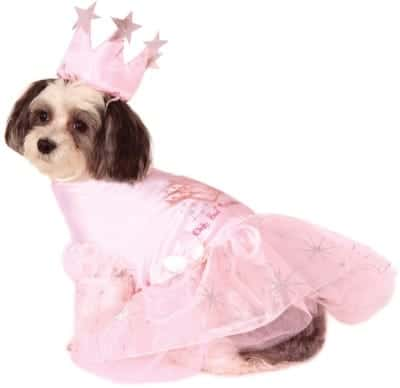Glinda Dog Costume