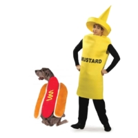 Matching Human & Dog Costumes