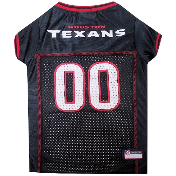 Houston Texans Pet Football Jersey
