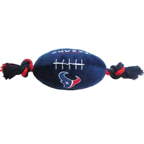 Houston Texans Plush Dog Toy