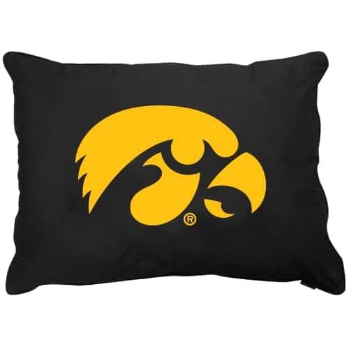 Iowa Hawkeyes Dog Pillow