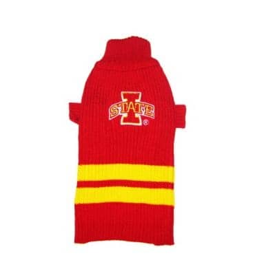 Iowa State Dog Sweater