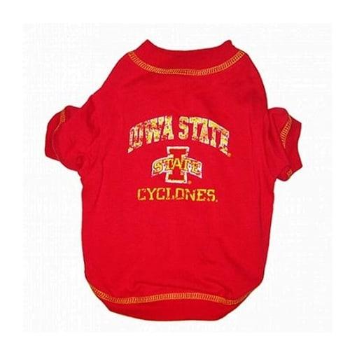 Iowa State Dog Tee Shirt