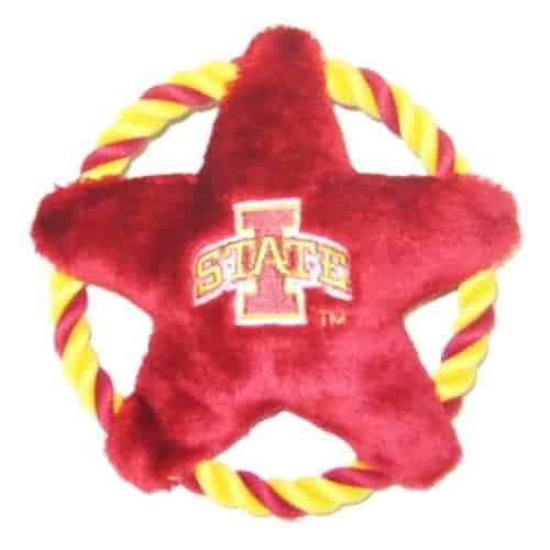 Iowa State Rope Disk Dog Toy