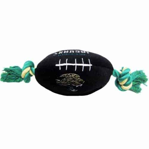 Jacksonville Jaguars Plush Dog Toy