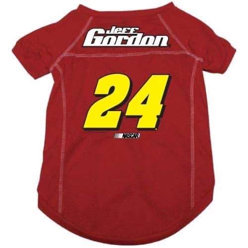Jeff Gordon Dog Jersey