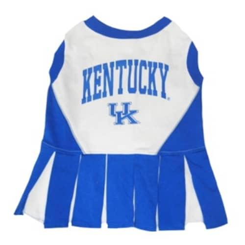 Kentucky Wildcats Cheerleader Dog Dress
