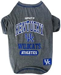 Kentucky Wildcats Dog Tee Shirt
