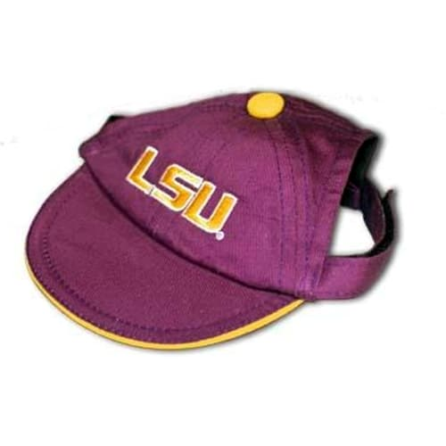 LSU Tigers Dog Cap