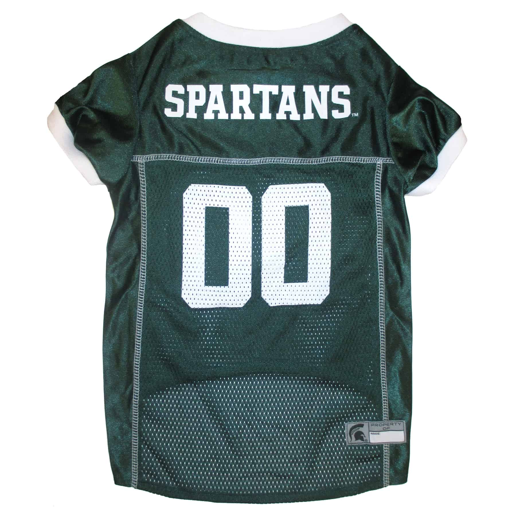 Michigan State Dog Jersey