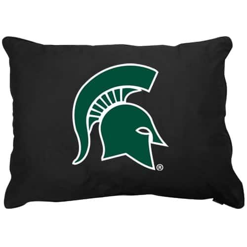 Michigan State Dog Pillow