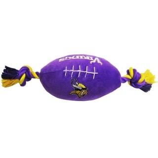 Minnesota Vikings Plush Dog Toy