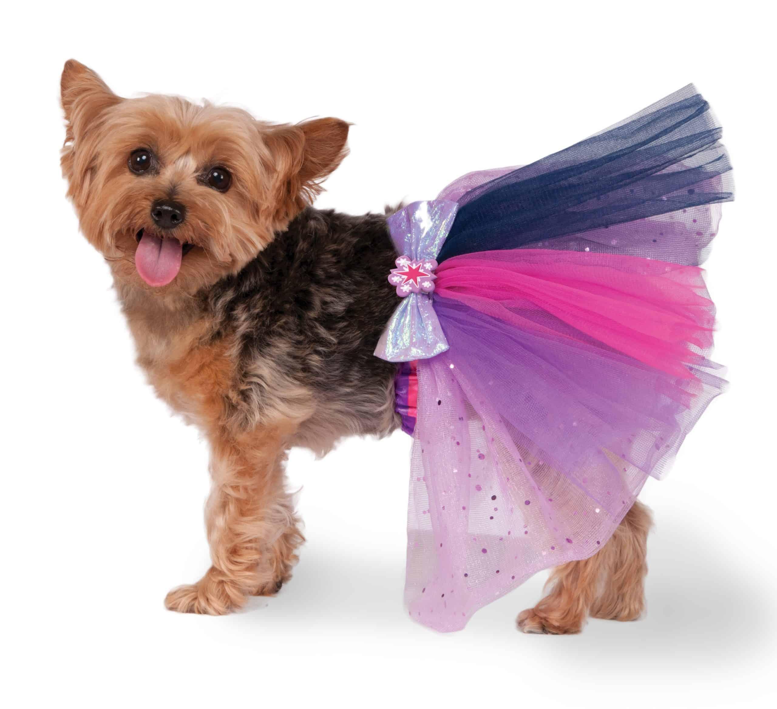 My Little Pony Twilight Sparkle Dog Tutu Costume