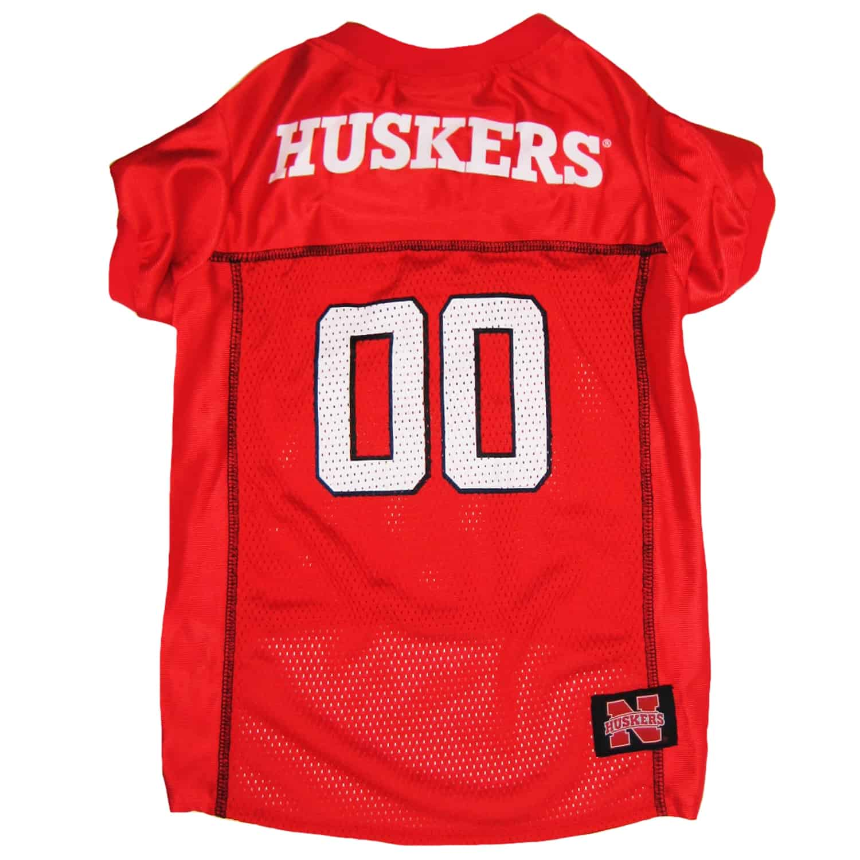 Nebraska Huskers Dog Jersey