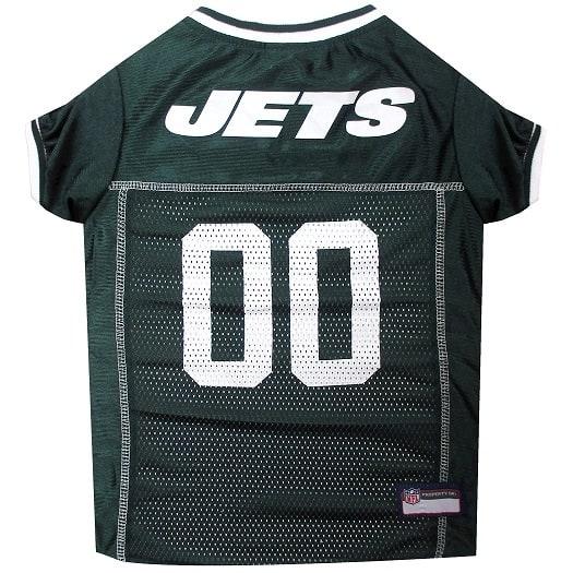 New York Jets Pet Football Jersey